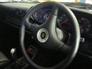 Porsche GT2 nach der Schimmelbeseitigung