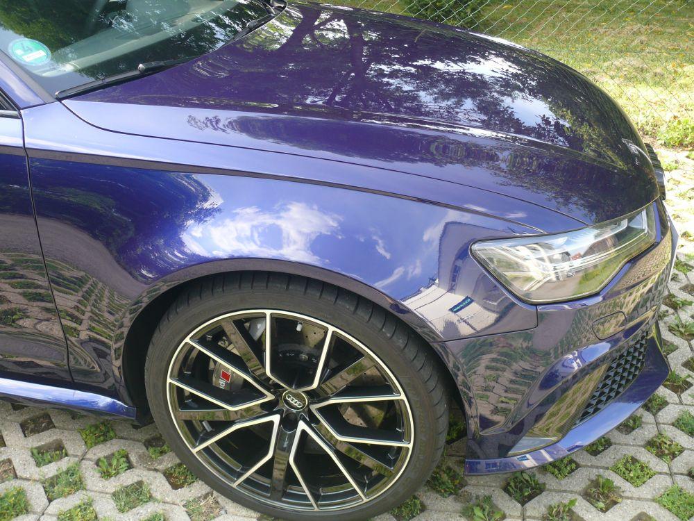 Audi RS6 Lackschutzfolie