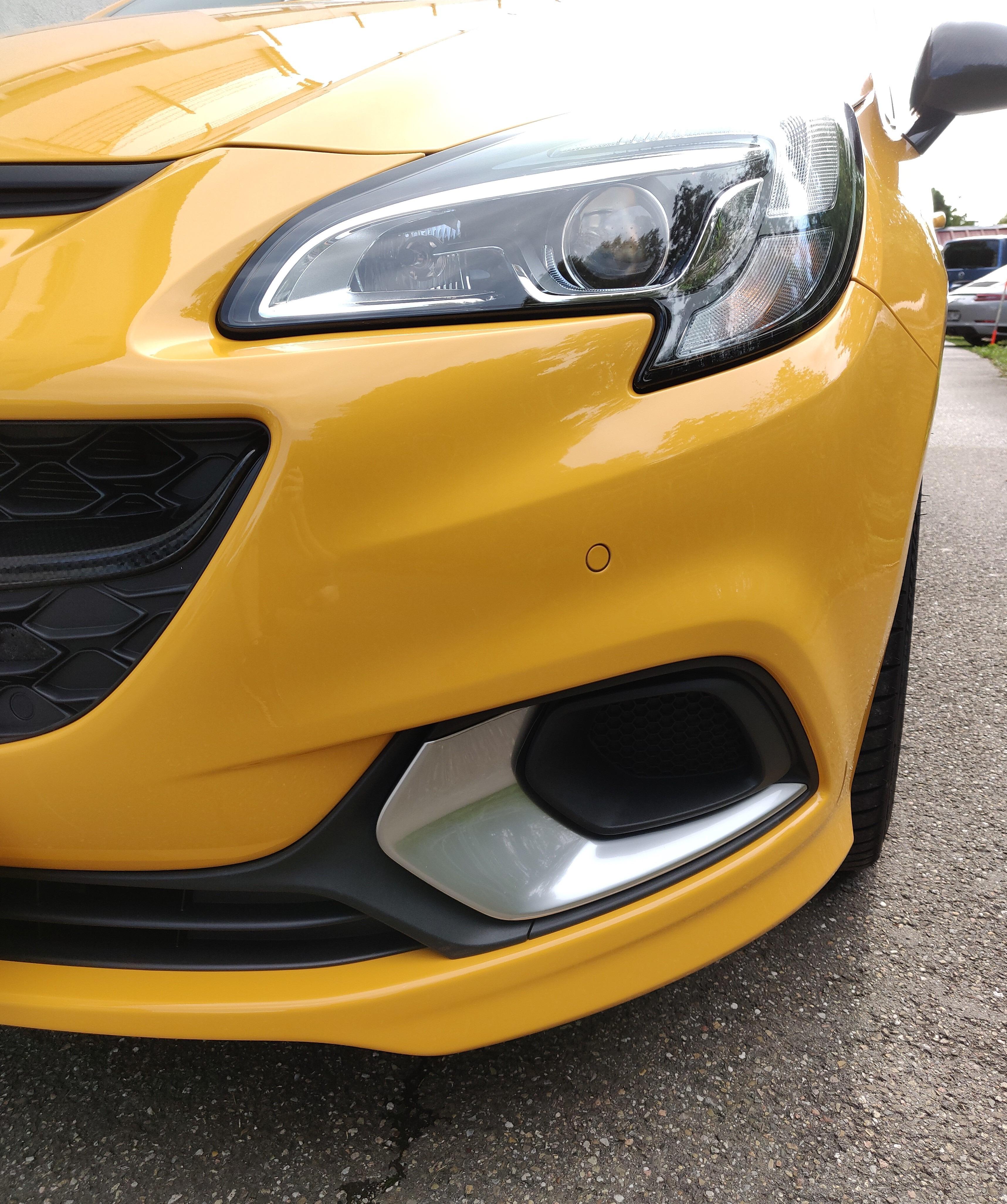 Opel Corsa OPC Lackschutzfolie