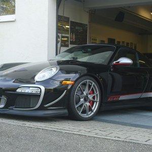 Lackschutzfolie & Versiegelung Porsche GT3 RS 4.0