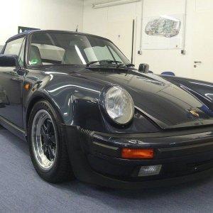Porsche 911 Turbo - Detailing
