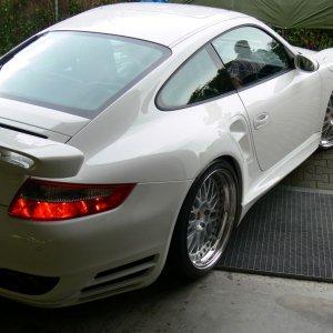 Strahlend Weiß - Porsche GT3, Porsche Turbo & Audi RS 4 Autopflege