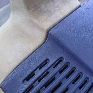 Kunststoffpigmentierung BMW 628