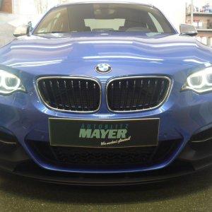 BMW F22 M240i - Detailing + Lackschutzfolie