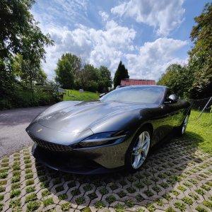 Ferrari Roma Lackschutzfolie - neue Generation