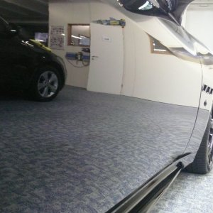Maserati Grancabrio Sport Uni-Schwarz - Detailing