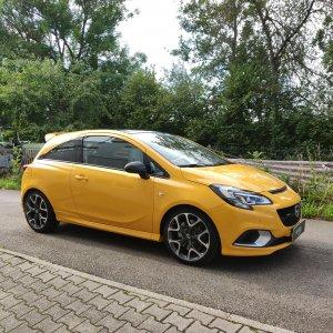Opel Corsa OPC - 100% Lackschutzfolie
