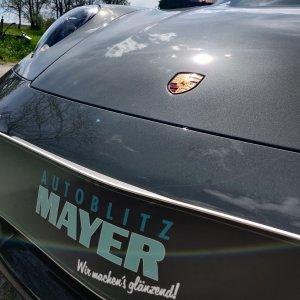 Porsche 992 Turbo S 100% Lackschutzfolie + Keramikversiegelung