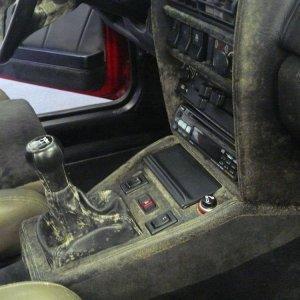 "Schimmelbefall Audi Sport Quattro ""Baby Quattro"""